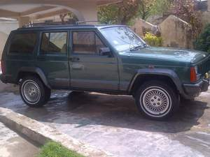 Jeep Cherokee - 1992