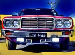 Mazda 929 - 1977