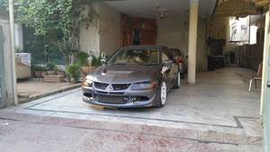 Mitsubishi Lancer Evolution - 2005
