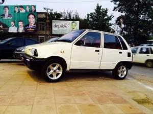 Suzuki Mehran - 2013