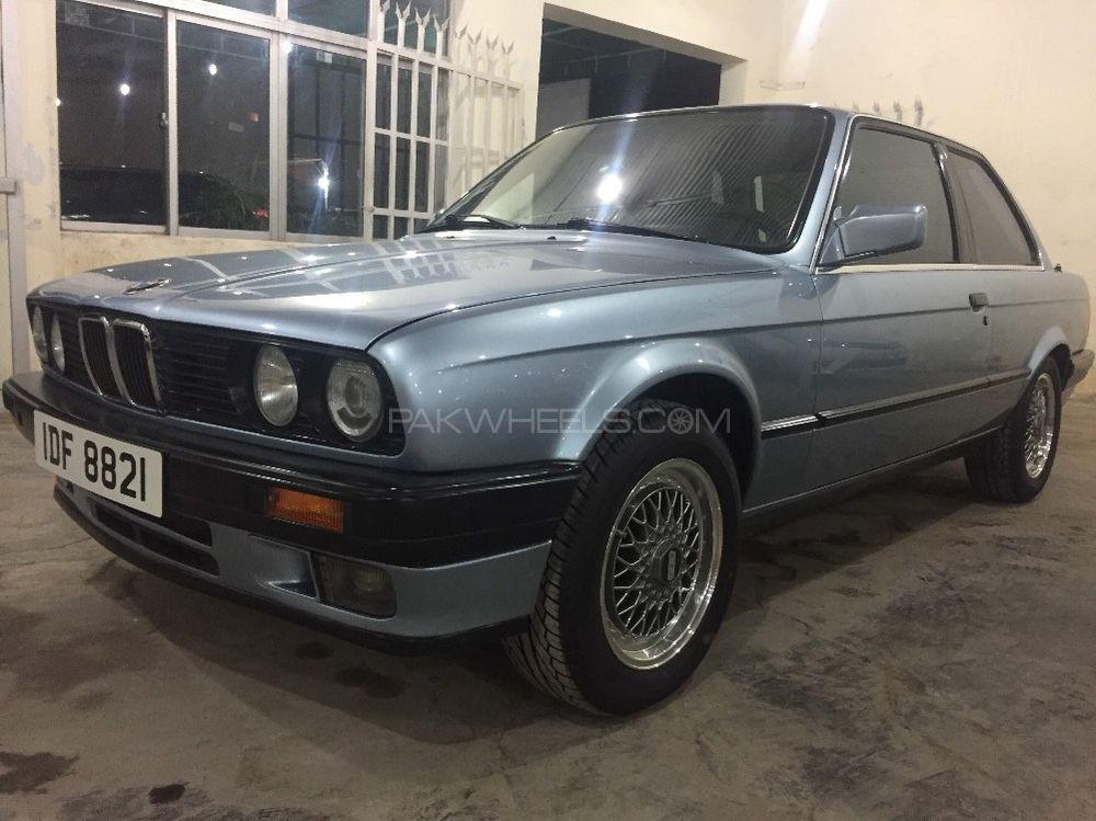 BMW 3 Series - 1991  Image-1
