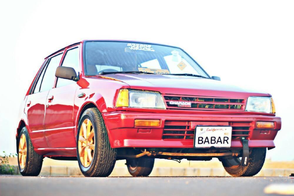 Daihatsu Charade - 1985 BABAR AHMAD KHAN Image-1