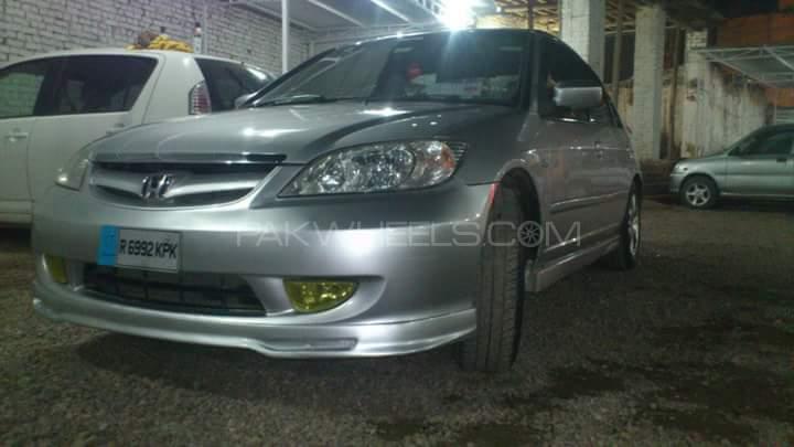 Honda Civic - 2005  Image-1