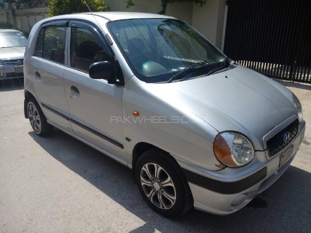 Hyundai Santro - 2005  Image-1