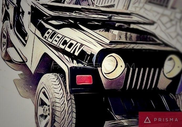 Jeep CJ 5 - 1980  Image-1