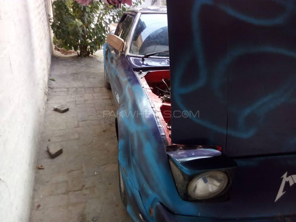 Mazda Rx7 - 1979  Image-1