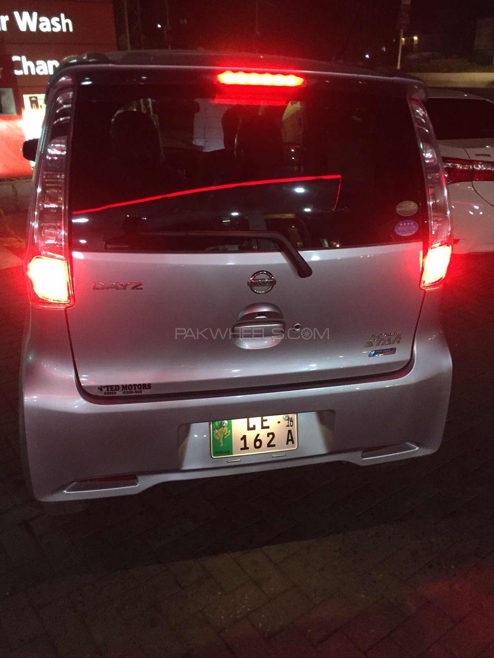 Nissan Dayz Highway Star - 2014  Image-1