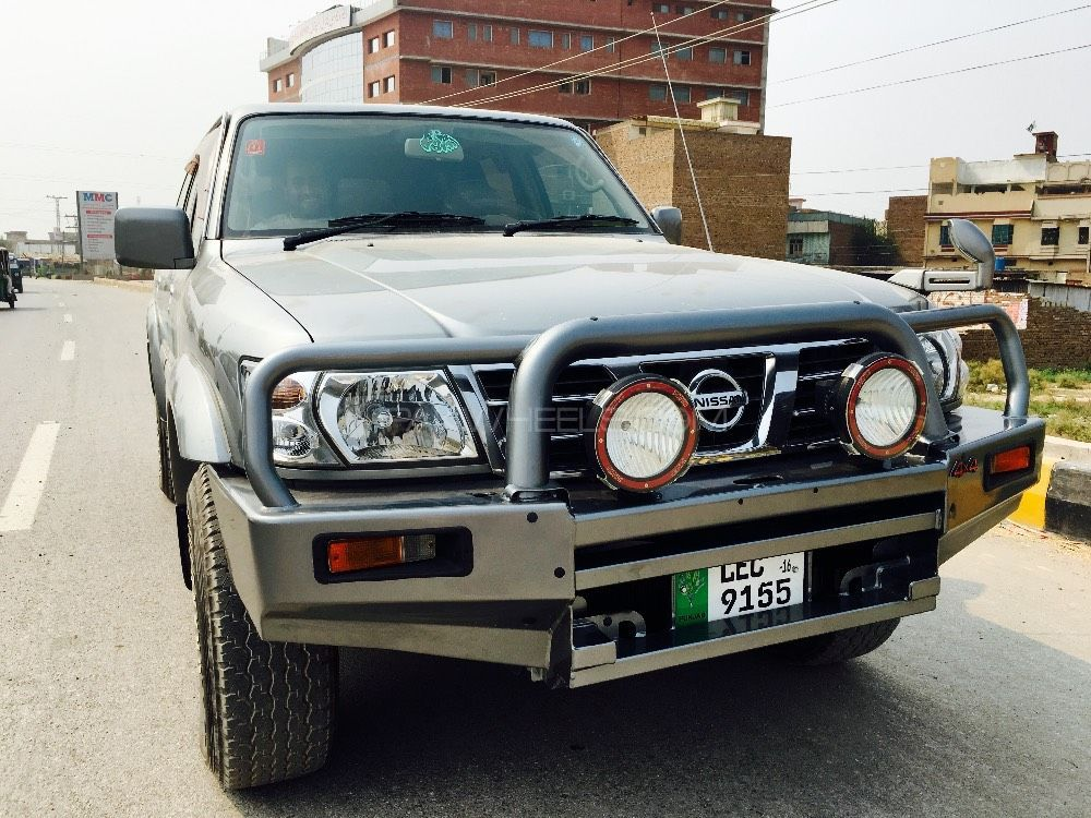 Nissan Safari - 2004  Image-1