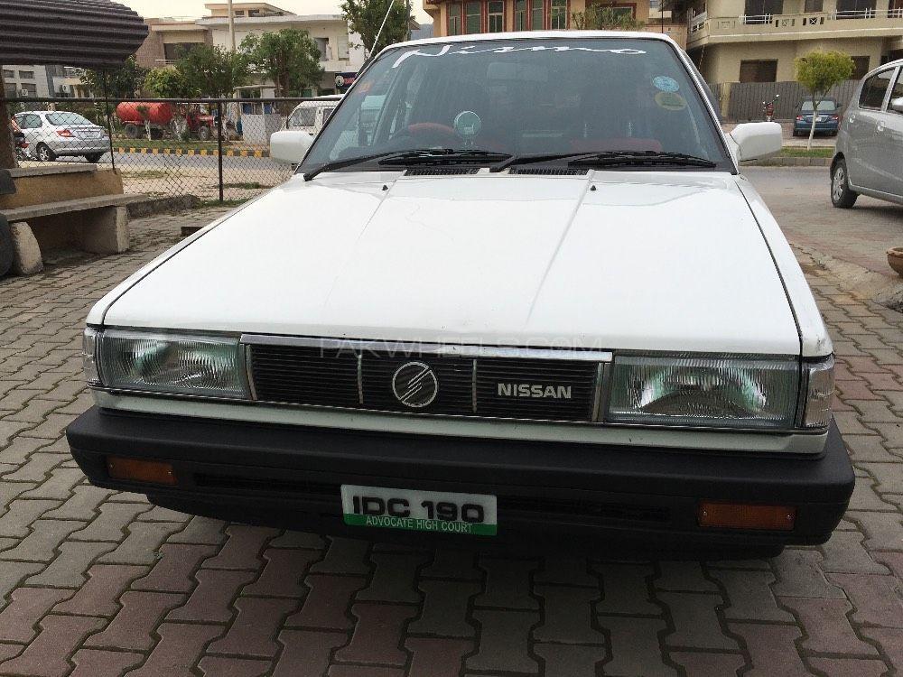 Nissan Sunny - 1988  Image-1