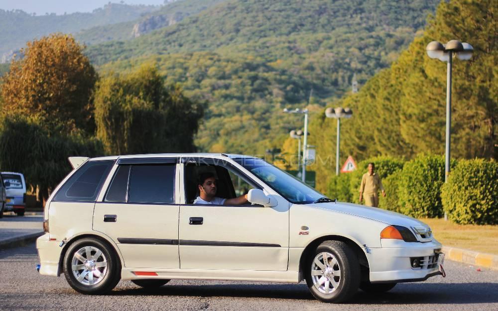Suzuki Cultus - 2010  Image-1