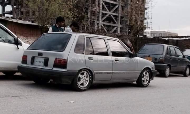 Suzuki Khyber - 1999  Image-1