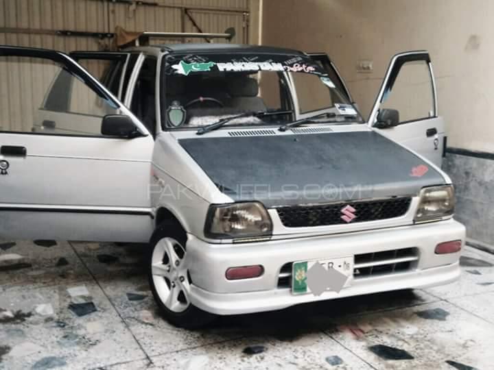 Suzuki Mehran - 2008  Image-1