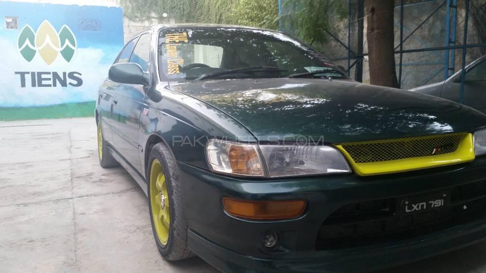 Toyota Corolla - 2000  Image-1