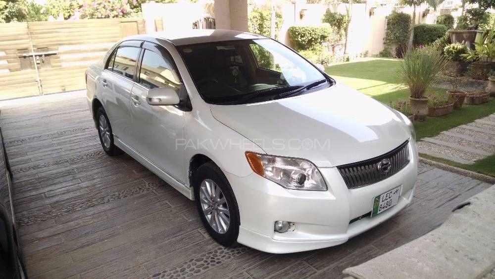 Toyota Corolla Axio - 2008  Image-1