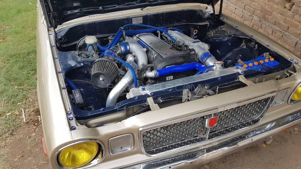 Toyota Cressida 1980 Of Farhanafridi28