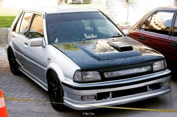 Toyota Starlet - 1988  Image-1
