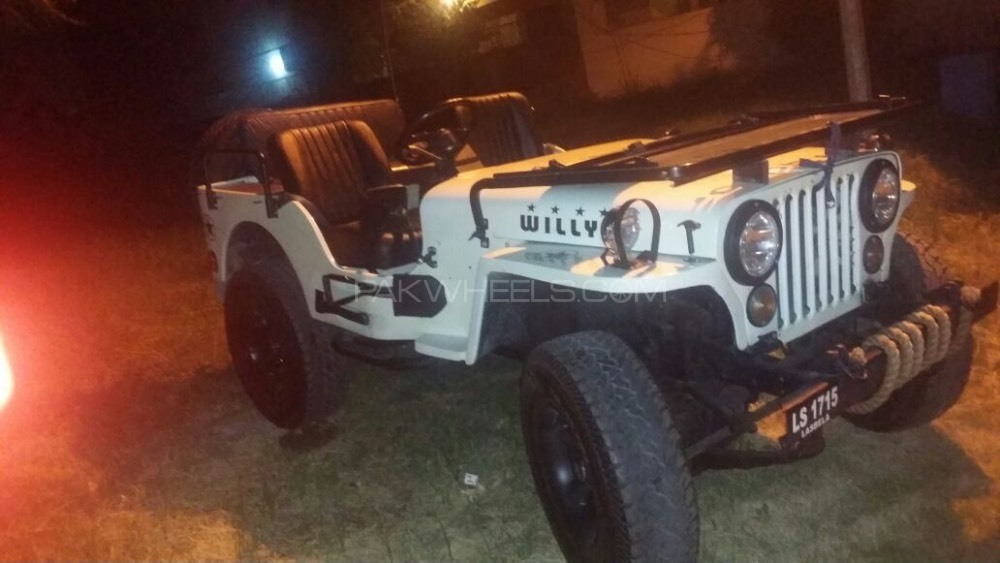Willys M38 - 1951  Image-1