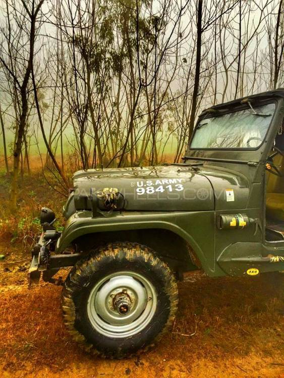 Willys M38 - 1964  Image-1
