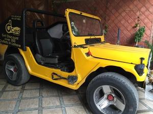 Jeep M 825 - 1980