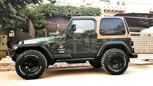 Jeep Wrangler - 2000