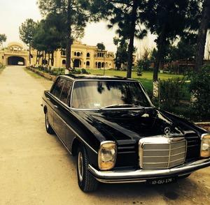 Mercedes Benz E Class - 1969