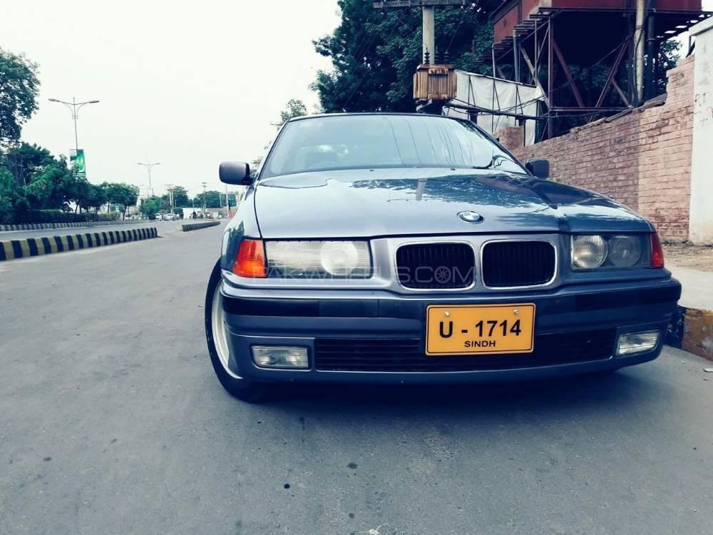 BMW M Series - 1992  Image-1