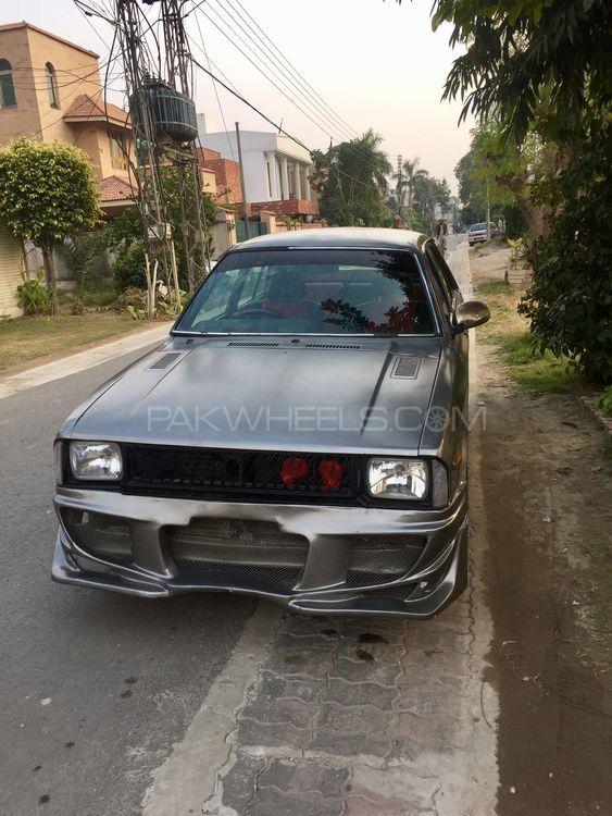 Daihatsu Charade - 1982 g10 Image-1