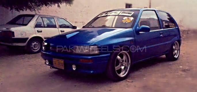 Daihatsu Charade - 1992  Image-1