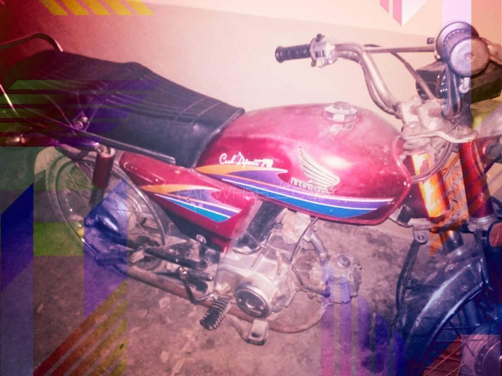 Honda CD 70 - 1987  Image-1