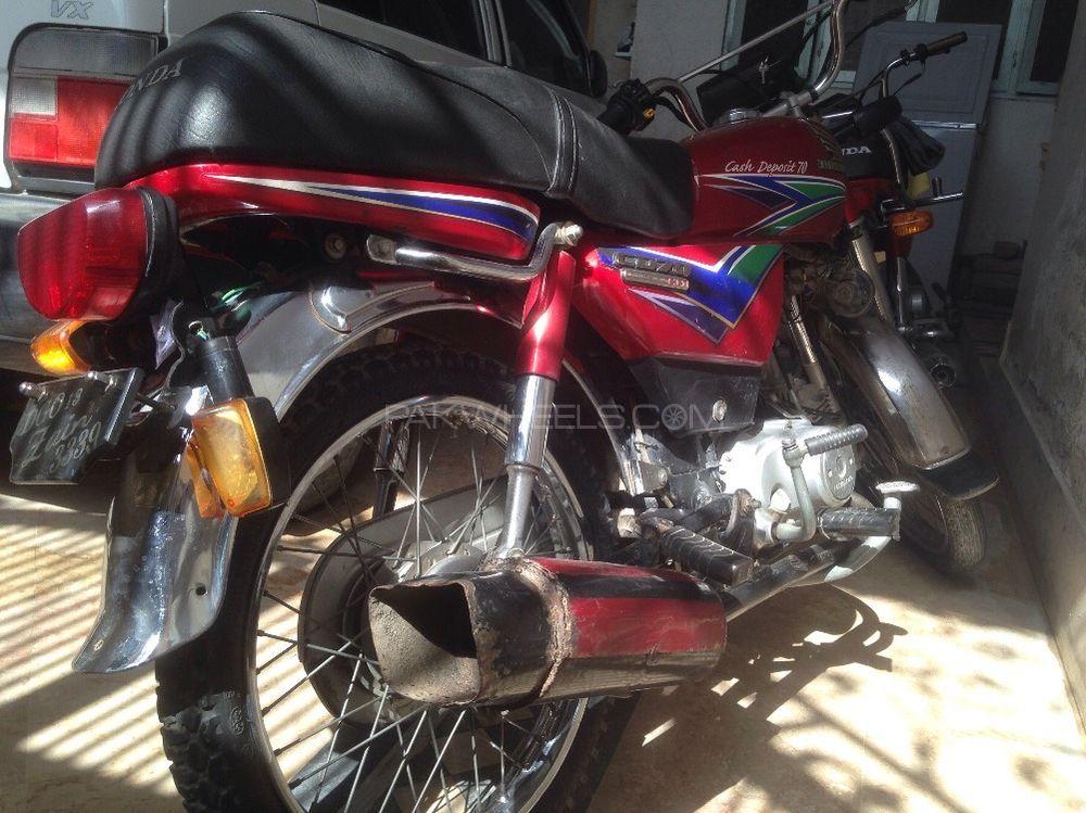 Honda CD 70 - 2013  Image-1