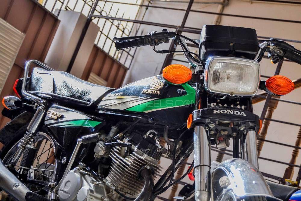 Honda CG 125 - 2014  Image-1