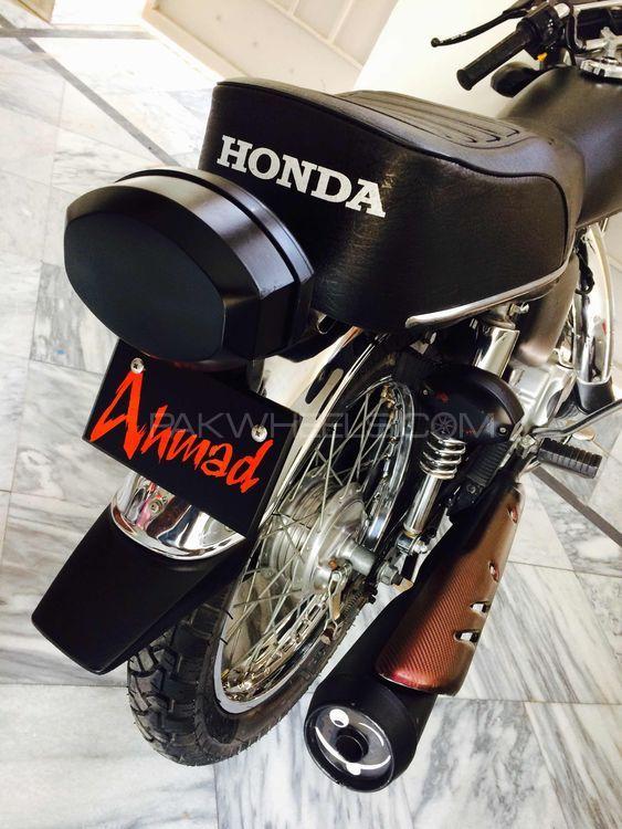 Honda CG 125 - 2015 ahmu Image-1