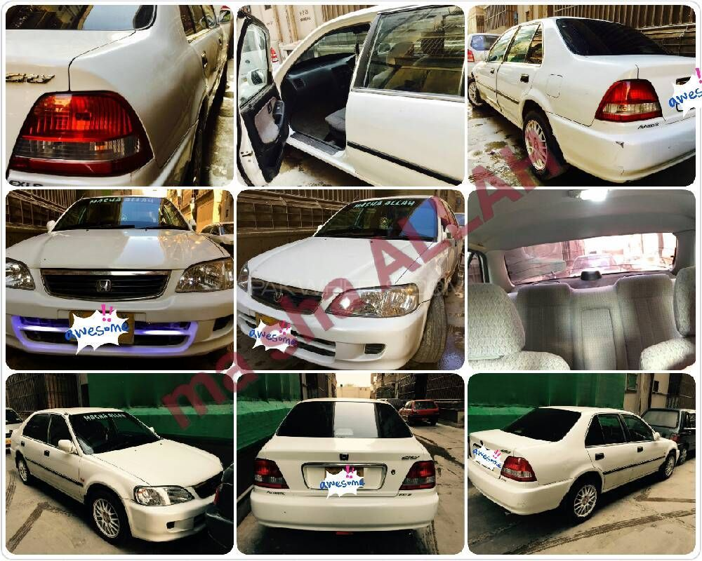 Honda City - 2000  Image-1