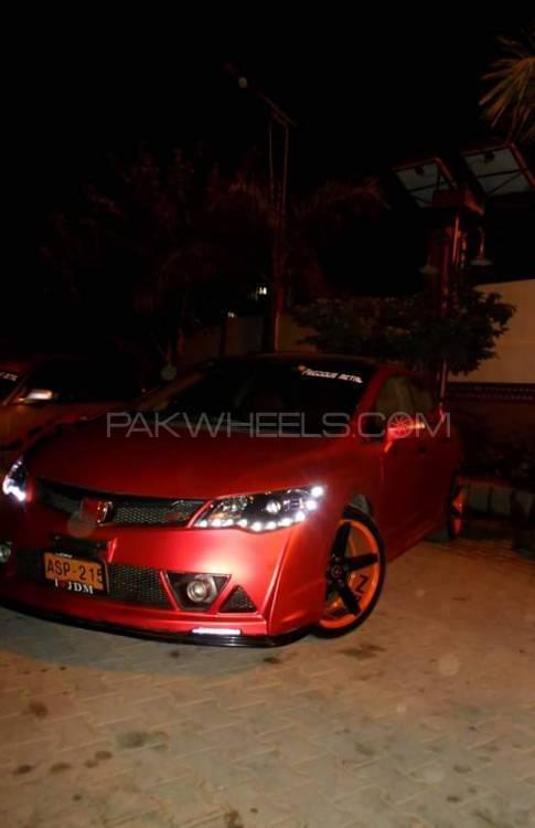 Honda Civic - 2007  Image-1