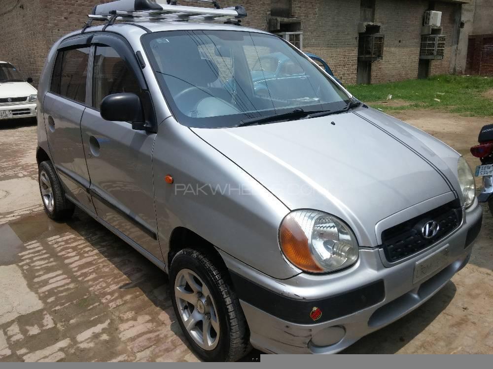 Hyundai Santro - 2003  Image-1