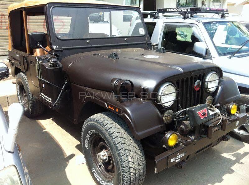 Jeep Cj 7 - 1980  Image-1