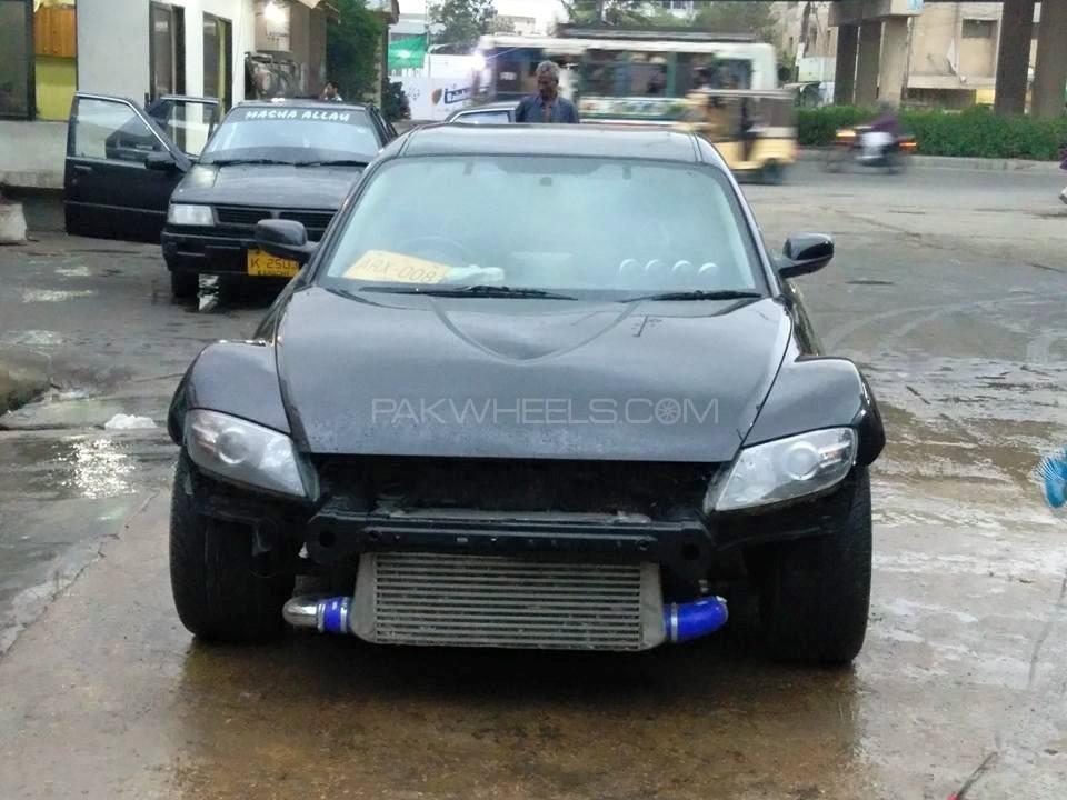 Mazda RX8 - 2005  Image-1