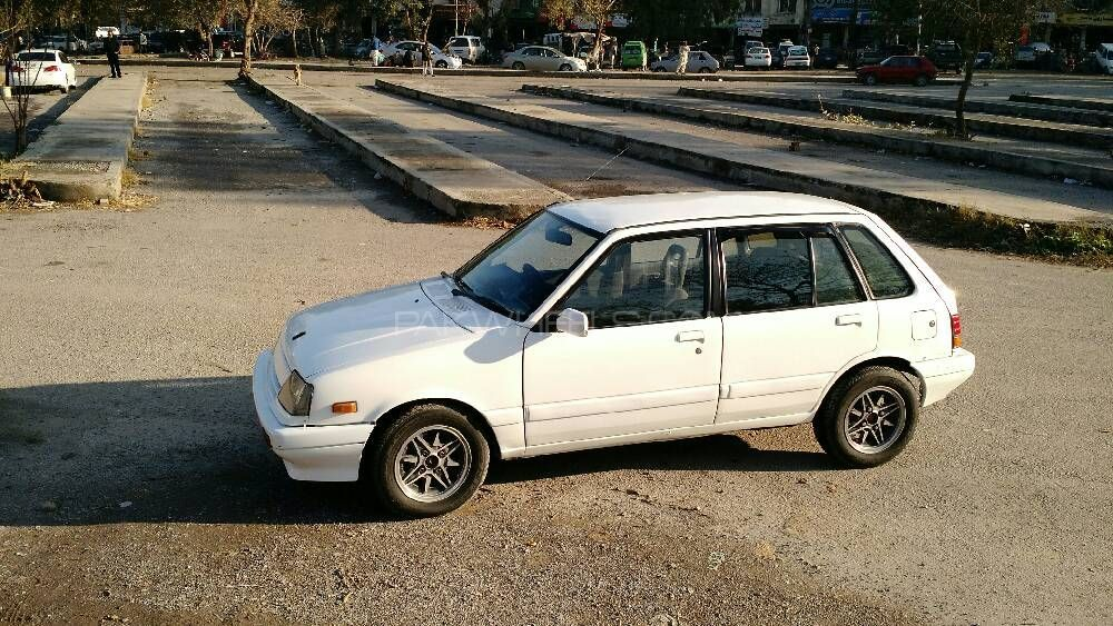 Suzuki Cultus - 1992 Spades Image-1