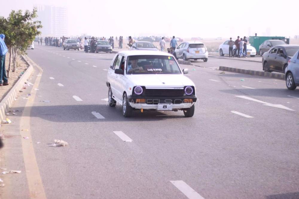 Suzuki FX - 1988  Image-1