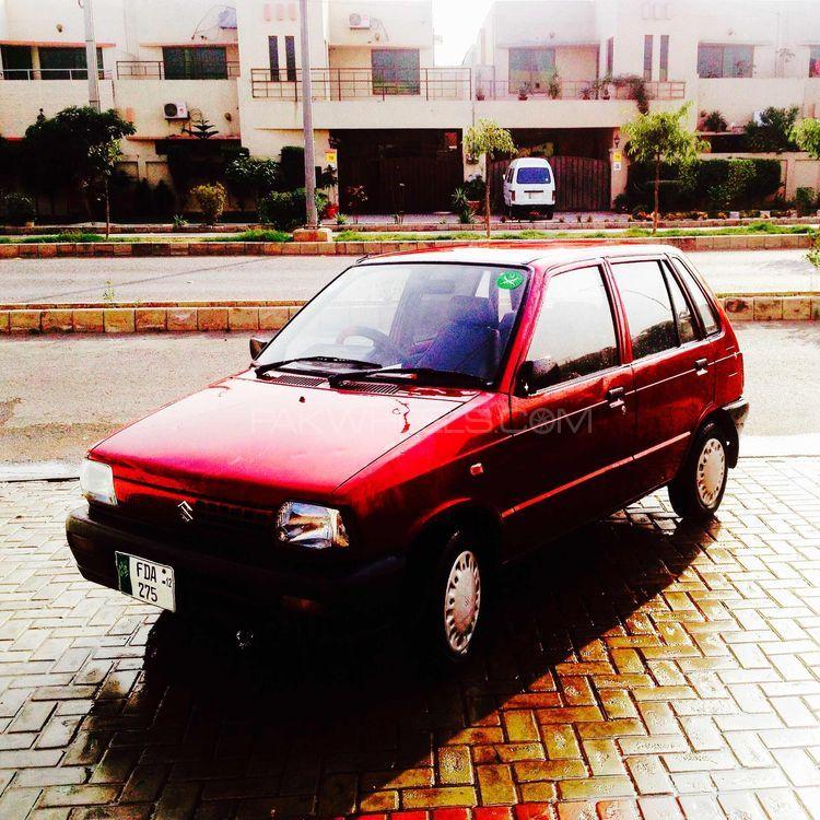 Suzuki Mehran - 2012 Dinkey Image-1