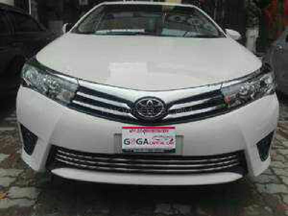 Toyota Corolla - 2017 gli1.3 Image-1