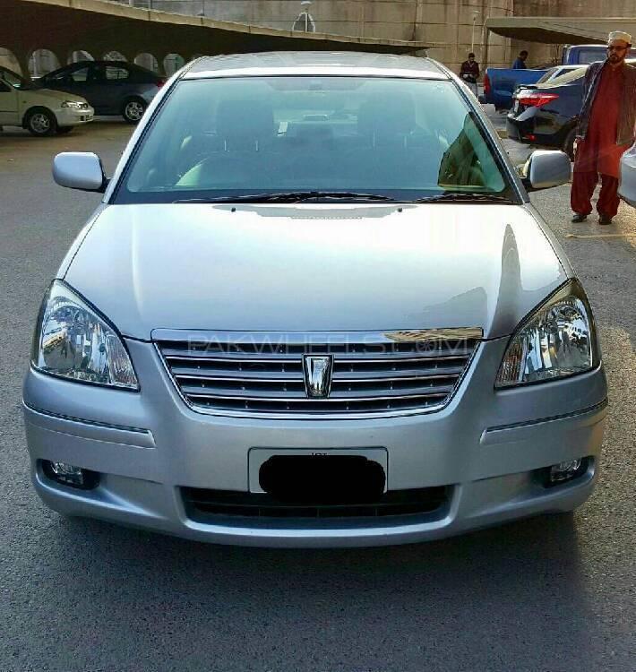 Toyota Premio - 2006 Premio X  Image-1