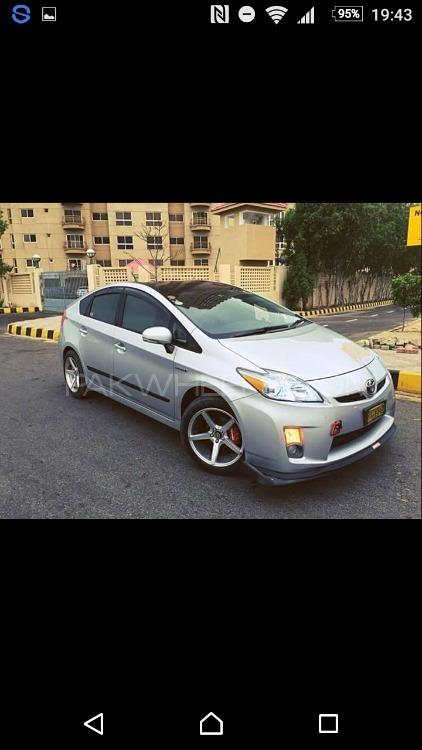 Toyota Prius - 2015  Image-1