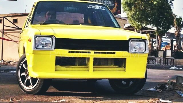 Toyota Starlet - 1982  Image-1