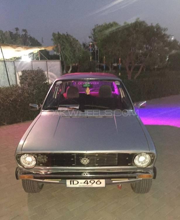 Volkswagen Polo - 1974  Image-1