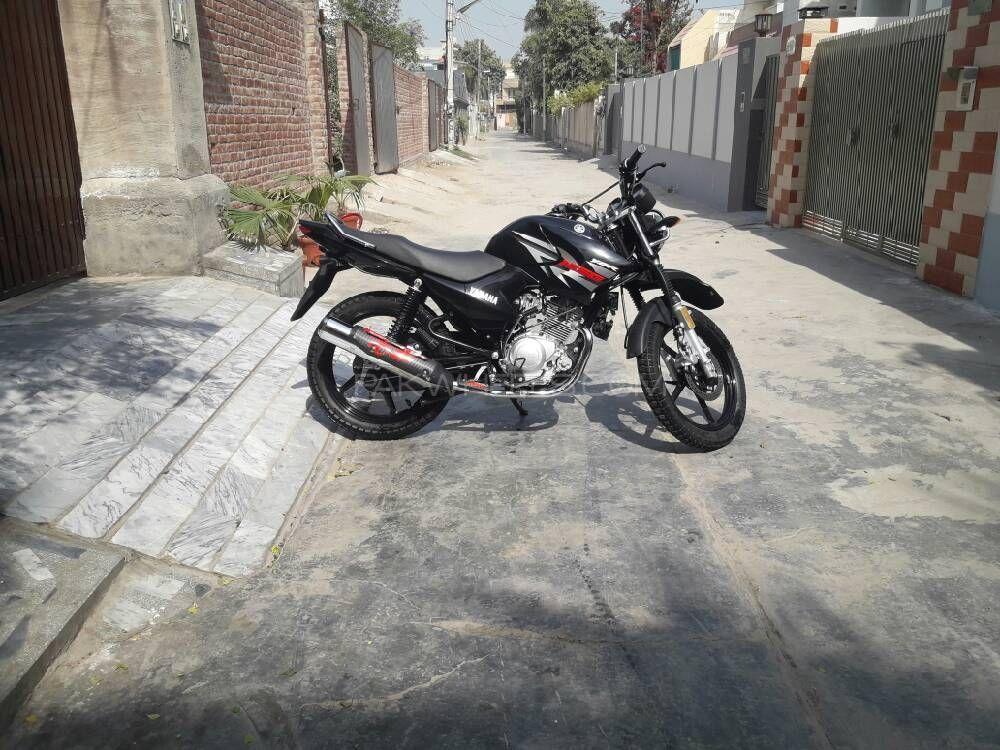 Yamaha YBR 125 - 2016 YBR Image-1