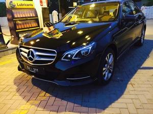 Mercedes Benz E Class - 2014
