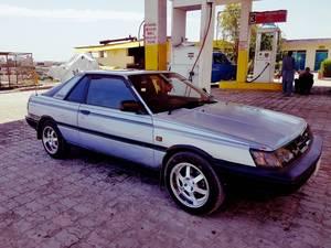 Nissan Sunny - 1987