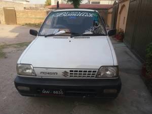 Suzuki Mehran - 1998