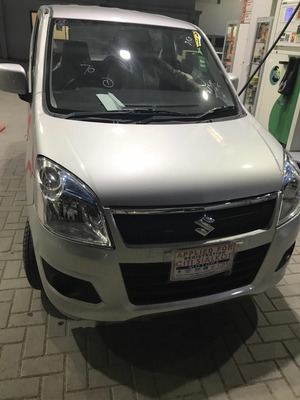Suzuki Wagon R - 2017
